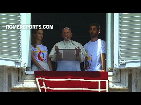 Đức Giáo Hoàng là người đầu tiên đăng ký tham dự Đại hội Giới trẻ Thế giới 2016 tại Krakow