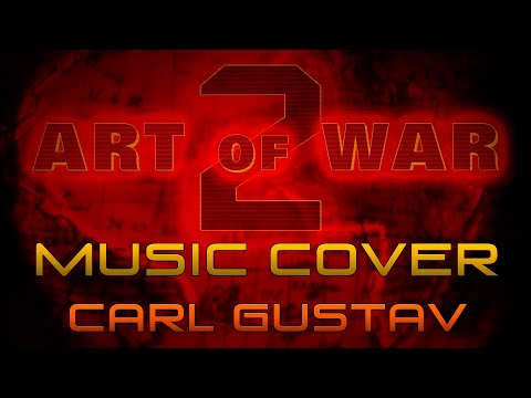 МУЗЫКАЛЬНЫЙ КАВЕР ART OF WAR 2 Global Conflict