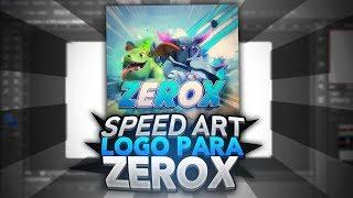 SPEED ART #3 | Logo para Zerox | FranWIZ