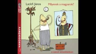 Lackfi János: Milyenek a magyarok? hangoskönyv