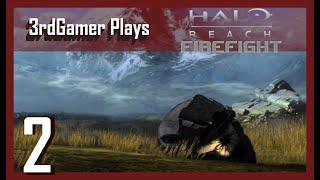Halo Reach Firefight Gameplay #2