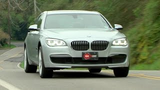BMW 740Ld xDrive 2014 Videos