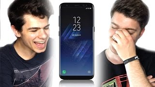 Galaxy S8 ! ft. Technews&Tests