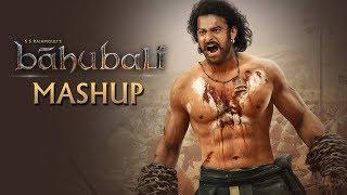 Baahubali Mashup - Prabhas Birthday Special | #16GloriousYea...