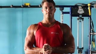 Armored Arms And Boulder Shoulder Workout