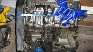 Yugo 1600 SOHC - Making of
