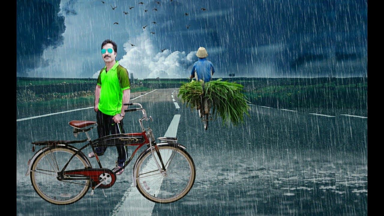 Cb Background Rain