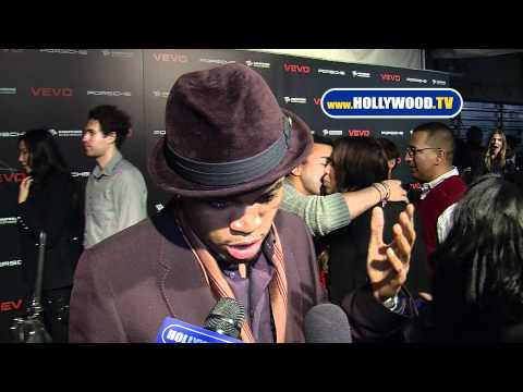 Ne Yo VEVO Event With Ne Yo And Friends at The Avalon 112110 YT