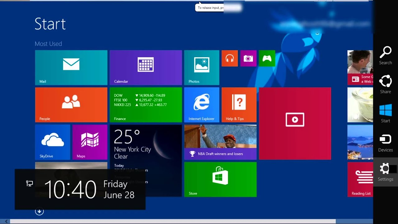 Microsoft Windows 8.1 (Full HD Review) (How to Install ...