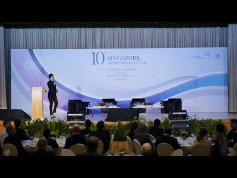 Singapore Maritime Lecture 2016 - Keynote by Mr Kristian Siem