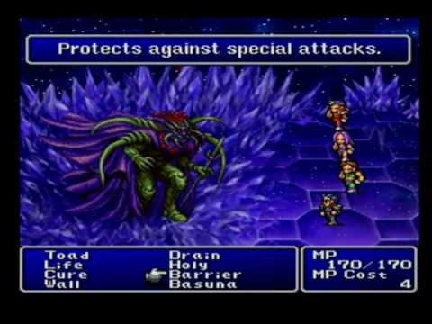 Final Fantasy II -- Jade Pass, Pandemonium, and Final Battle with Emperor