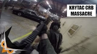 KRYTAC CRB MASSACRE at Miami Airsoft
