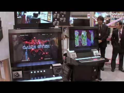 New Delta 32 Arcade Cabinet Diginfo Youtube