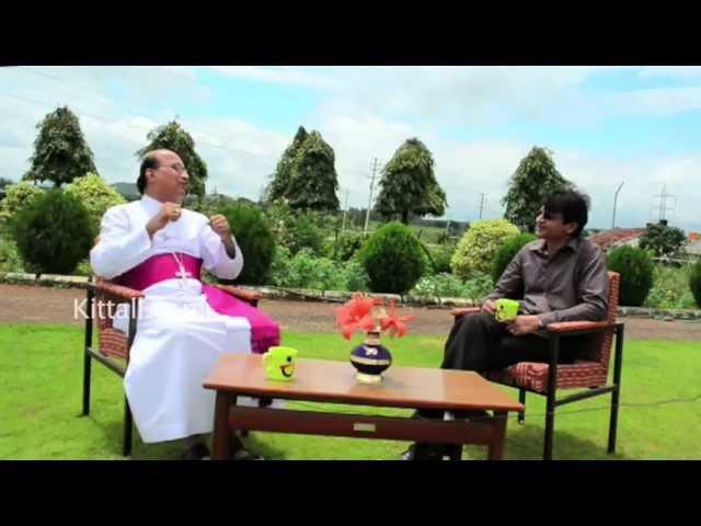 Kittall Cafe Special Episode with Udupi Bishop Rev Dr Gerald Isac Lobo