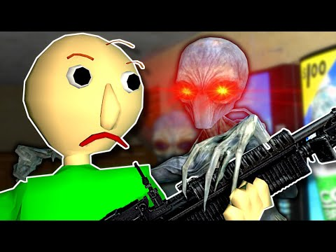 THERE'S AN ALIEN INVASION!  - Left 4 Dead 2 Gameplay & Alien Mod