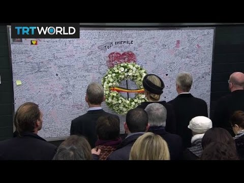 Brussels Attack Anniversary: Memorial held one year after terror attack
