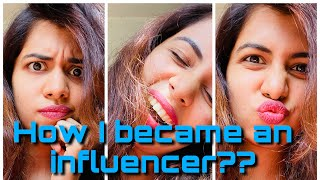 How I Became an Influencer?? | Diya Krishna