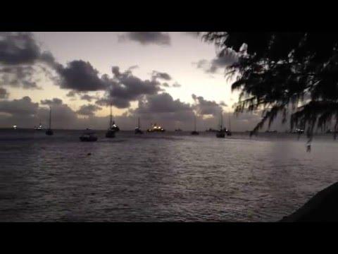 Majuro Lagoon From Robert Reimers Hotel