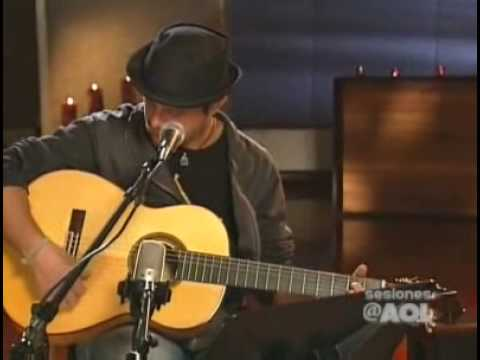 Alejandro Sanz - Eso (Aol Sessions)