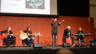Sonata Arctica - Full Moon (acoustic, live) Kirjamessut, Helsinki 2...