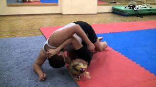 5. Villian vs Tais. Mixed Wrestling  (01.03.2011)