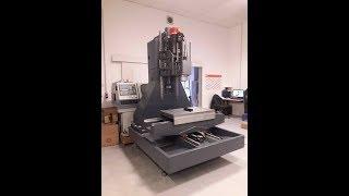 Bearbeitungszentrum im Eigenbau 5  / Building a vertical machining center (VMC) 5