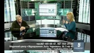 Лечение алкоголизма в Украине. 2 часть(Передача