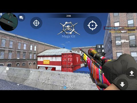 Critical Strike CS: Counter Terrorist Online FPS Android Gameplay