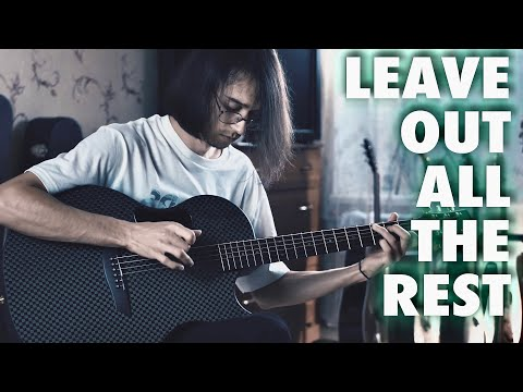 Linkin Park - Leave Out All The Rest⎥Fingerstyle guitar cover