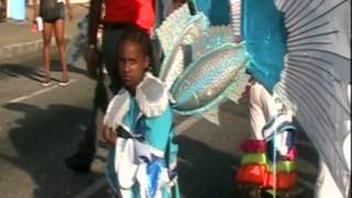 Trinidad and Tobago Carnival 2015 Kiddies (Red Cross)#4