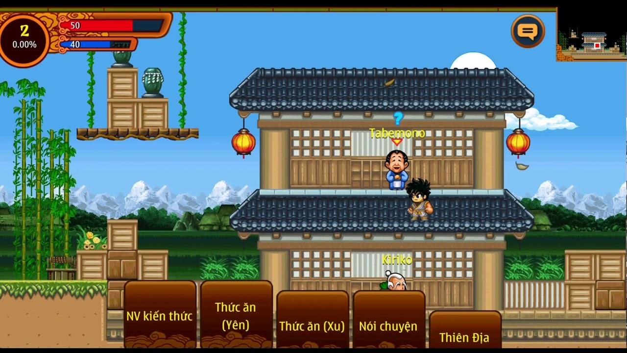 Ninja school online – Đăng ký nick free cho ai chưa biết nhé!!