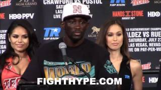 Video TERENCE CRAWFORD REACTS TO FLOYD MAYWEATHER COMPARISONS quotIF YOU AINT WINNING IT DOESNT MATTERquot download MP3, 3GP, MP4, WEBM, AVI, FLV Juli 2018