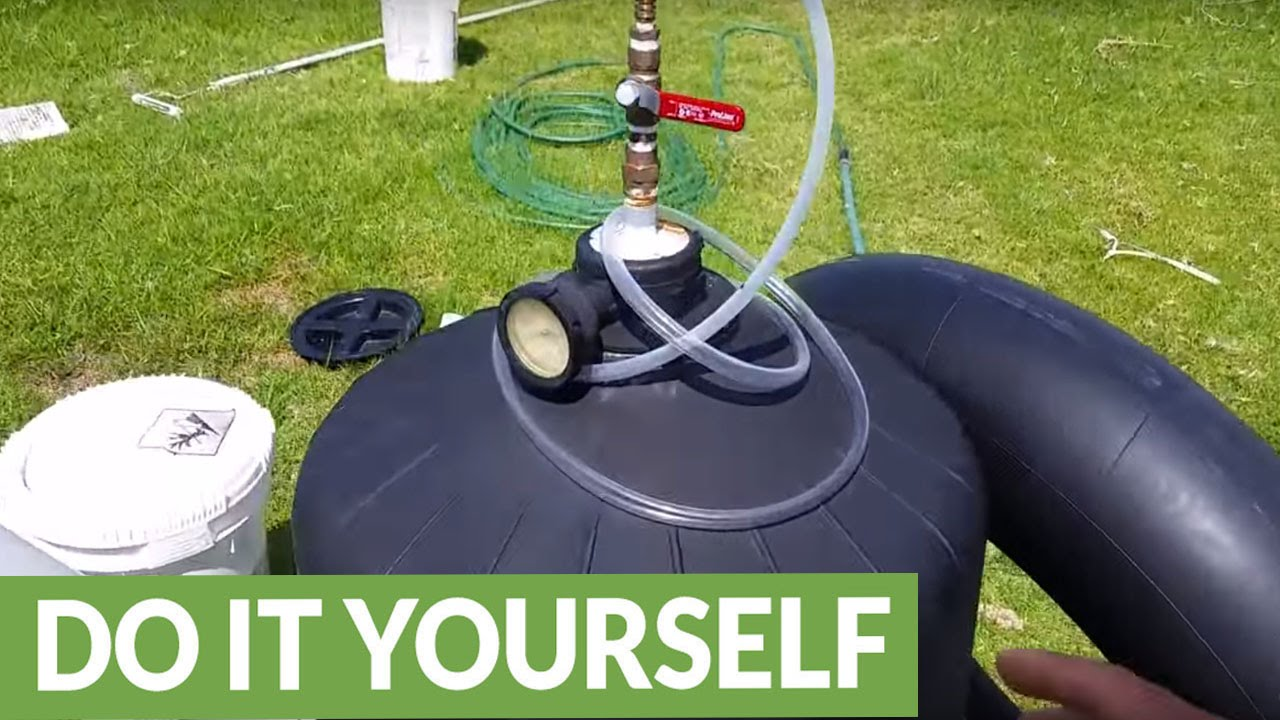 How to produce gas 40