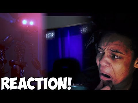 THE JOY CREATION FAN FILM PART ONE REACTION | THEY ARE IN THE HOUSE!