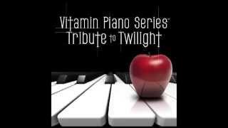 I Caught Myself Vitamin Piano Series' Tribute To Twiglight