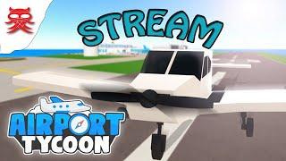 Der skal udvides - Airport Tycoon Stream
