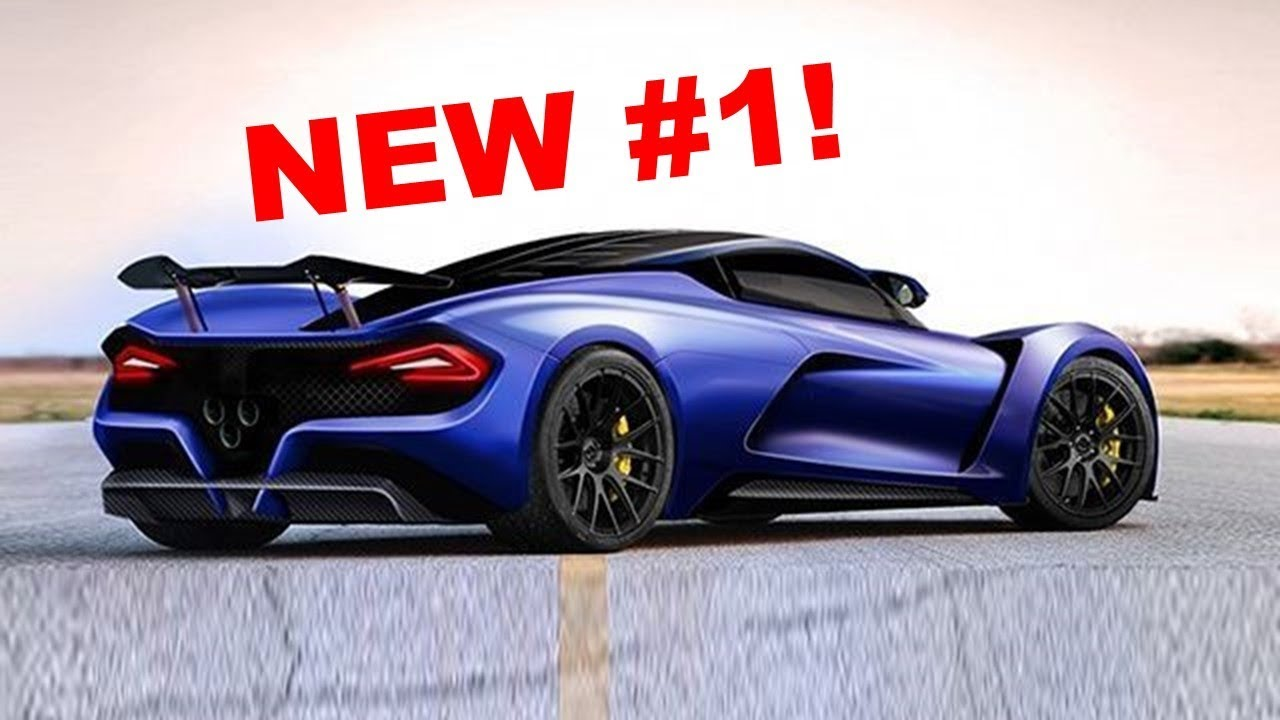 Top 10 Fastest Cars In The World 2019 1 May Surprise You Youtube
