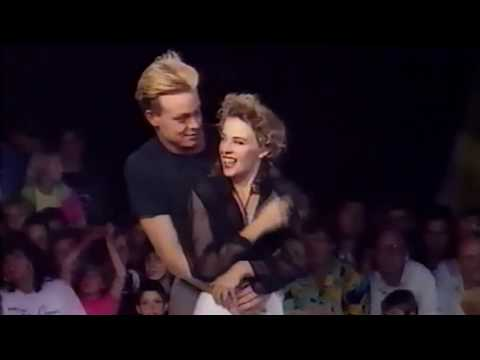 Kylie Minogue & Jason Donovan - Especially For You (Live VTM Belgium -1989)