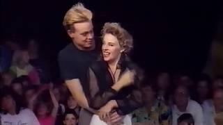 Kylie Minogue & Jason Donovan - Especially For You (Live VTM Belgium -1989)