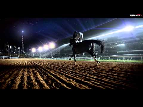 Dubai World Cup Promo 2015 – courtesy of Dubai Media Incorporated - Visit Dubai