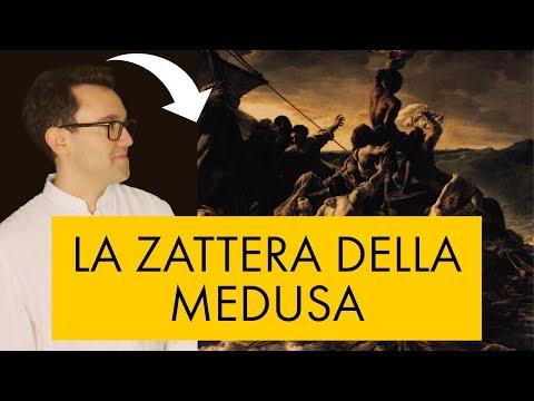 Theodore Gericault - La Zattera Della Medusa
