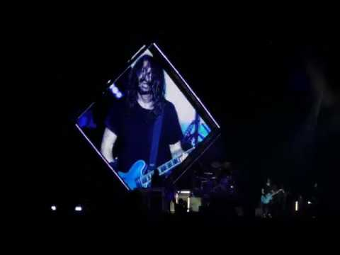 Foo Fighters : Best Of You (Download Paris 2018)