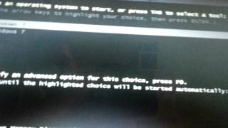Windows 7 Black 24 Alien Edition x64 -rc1  HOW TO INSTALL
