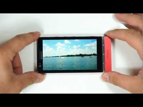 Sony Xperia P - gallery, camera - part 2
