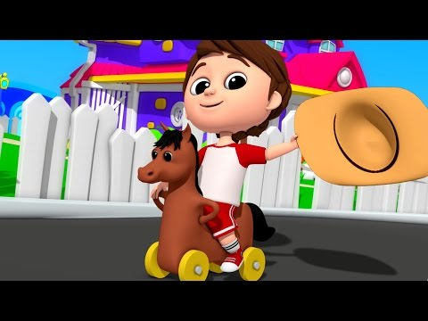 Luke & Lily - Yankee Doodle | Nurseery Rhymes | Song For Children | Videos For Kids