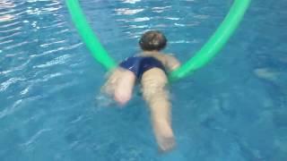 Наши успехи.Уроки по плаванию.Детский бассейн