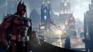 Asus R9 270x Batman Arkham Origins Gameplay 1080