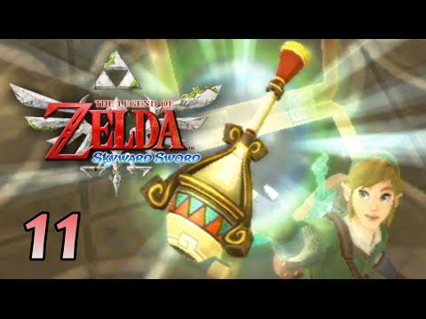 Zelda Skyward Sword - Gust Bellows #11