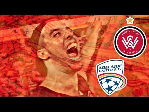 6 GOALS IN 1 HALF! | Western Sydney Wanderers V Adelaide United | Game Day Experience | ALeague Vlog