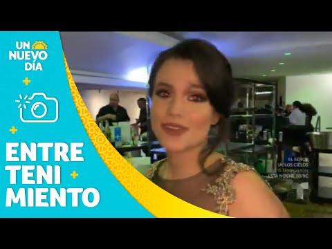 Sarita Sosa se presenta en público por primera vez   Un Nuevo Día   Telemundo